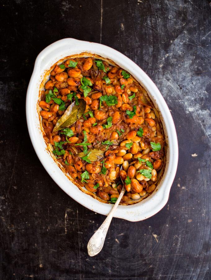 Prebranac – zapečené fazole